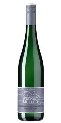 Riesling Spätlese vom Weingut Müller