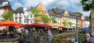 Saarburger Fest der Winzer