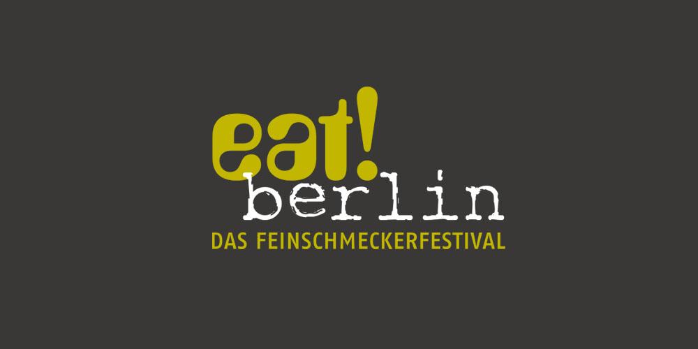 eat Berlin Festival Berlin Logo